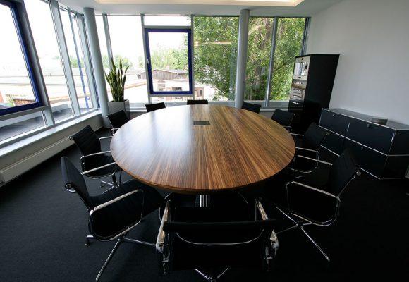 Neugestaltung des Meetingbereich